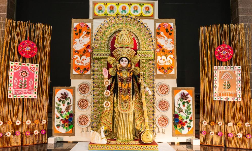 Saraswati Puja 2016 Association Of Bengalis In Harrisburg